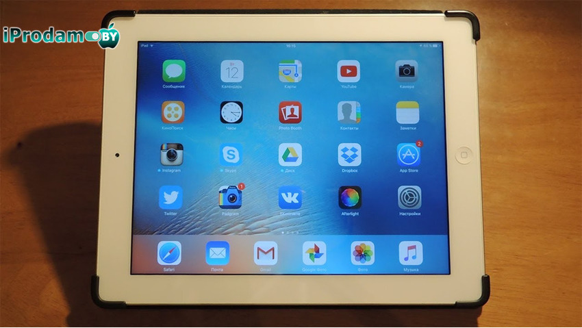 IPad 4, white , 16gb,wi-fi+4G