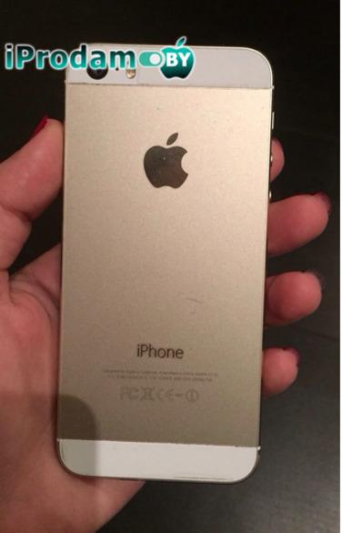 IPhone 5s 16gb Gold Original
