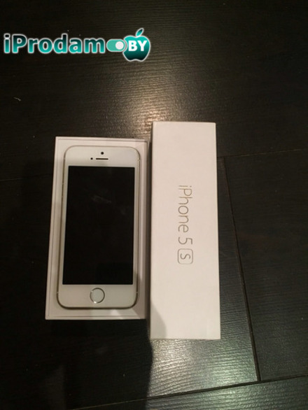 IPhone 5s 16gb Gold Original