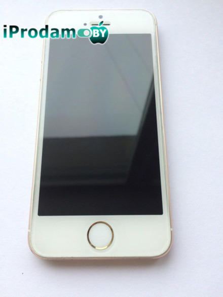 Apple 5s 16gb Gold