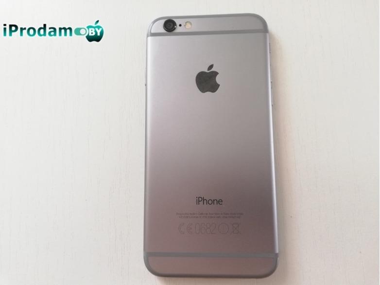 Apple iPhone 6 grey