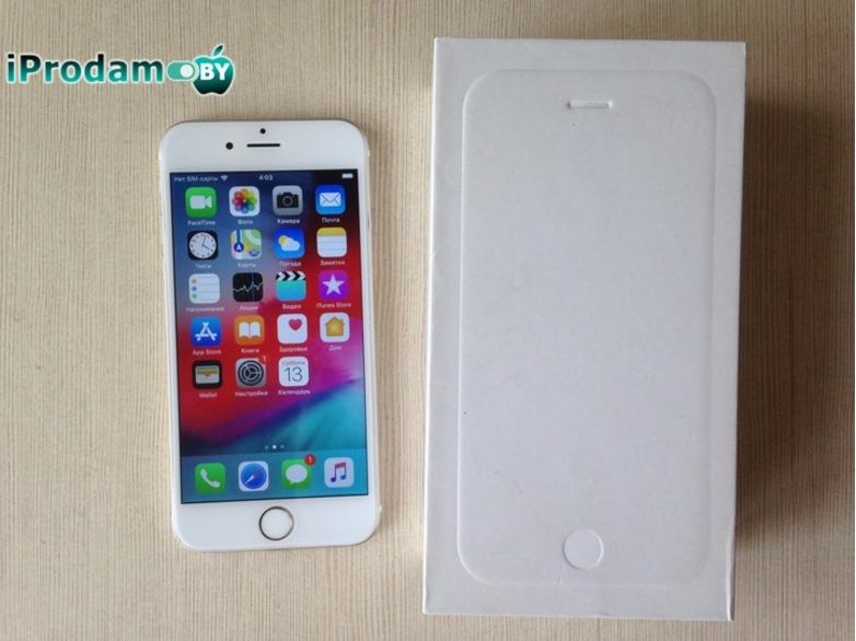 Продам телефон iPhone 6s 64GB Gold