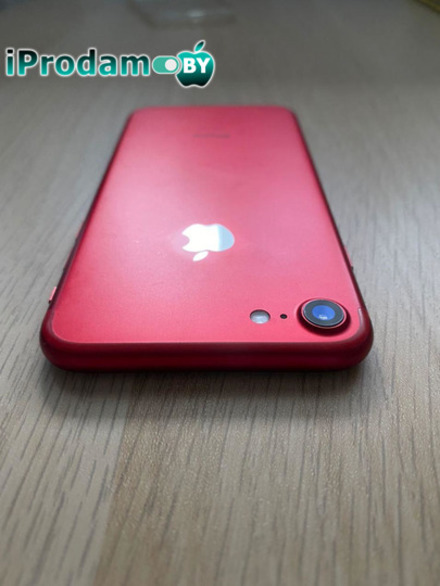 Iphone 7 (red) 128 гб