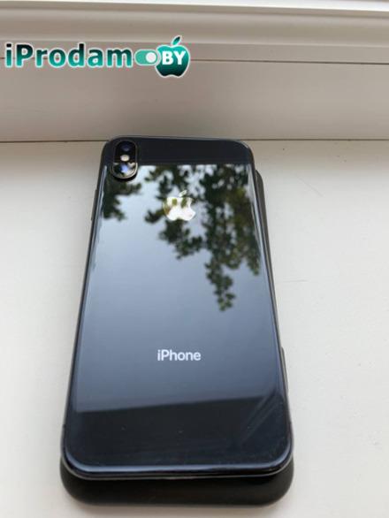 IPhone X 256GB Face ID True Tone