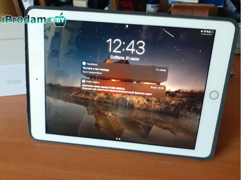 iPad 6, 33 gb, Wi-Fi